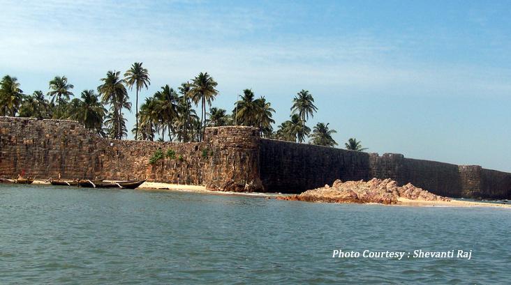 Sindhudurg Fort Sindhudurg Maharashtra Forts In India