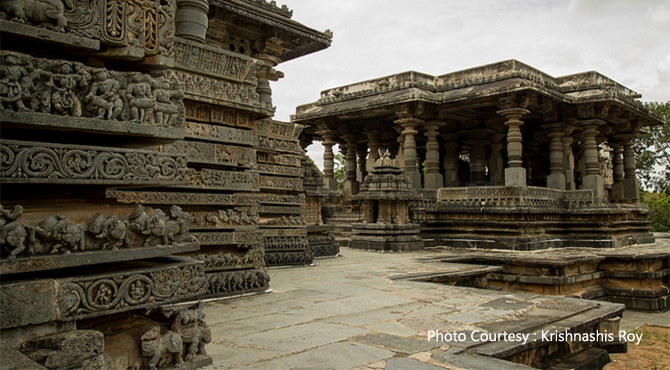 Empire Auto Sales >> Hoysaleswara Temple- Temples in India, Temples in Karnataka