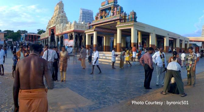 Subramanya /Tiruchendur Temple