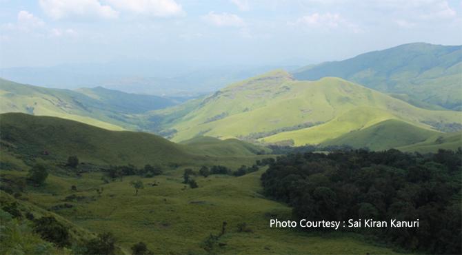 Kudremukh National Park